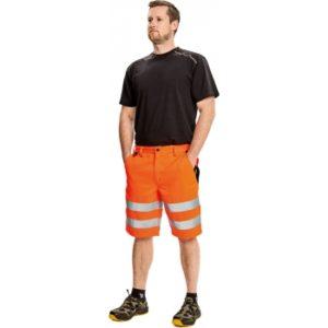 Pantaloni scurti HI-VIS