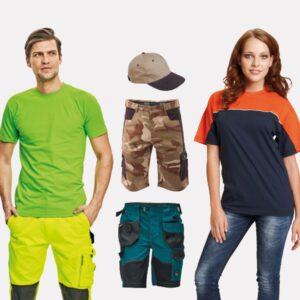 Colectia de Tricouri si Pantaloni scurti